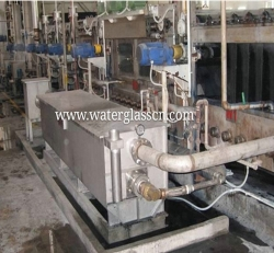 保山污水换热器废水余热回收