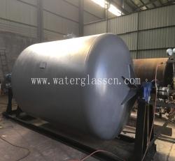 东营水玻璃溶解滚筒设备