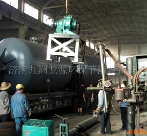 Sodium silicate equipment